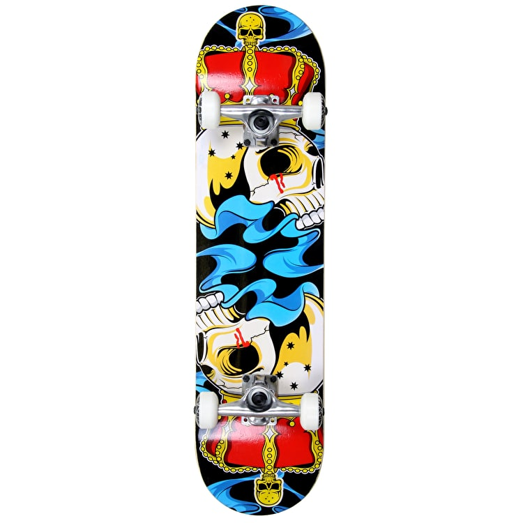 MGP Gangsta Series Complete Skateboard - Crowned 7.75""