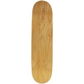 Fracture Uni Skateboard Deck - Red 8