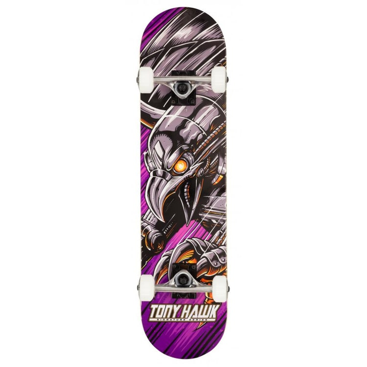 Tony Hawk SS 360 Descent Complete Skateboard - 7.5""