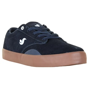 DVS Daewan 14 Skate Shoes - Navy Port