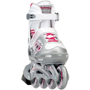 Bladerunner 2018 Phaser Adjustable Inline Skates - White/Pink