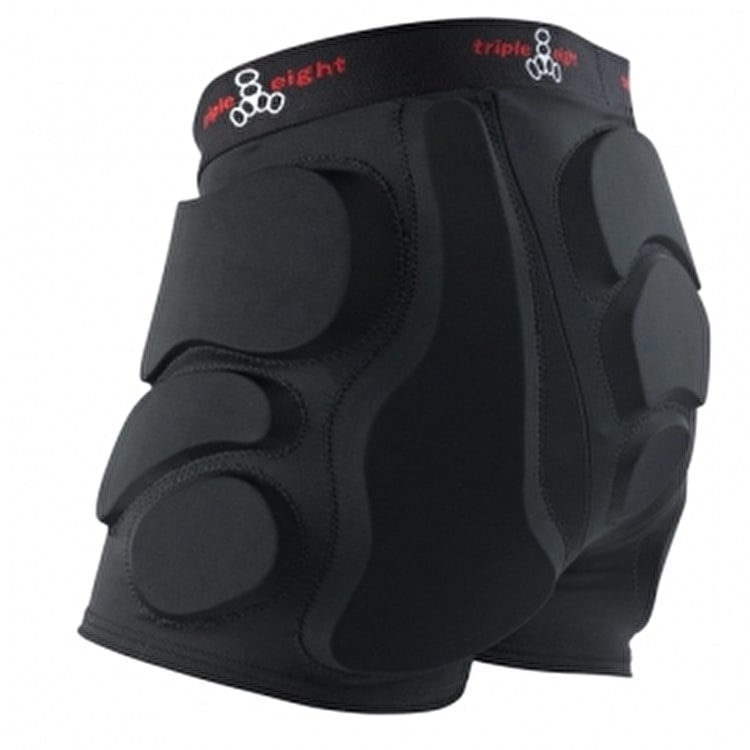 Triple 8 RD Bumsavers - Black