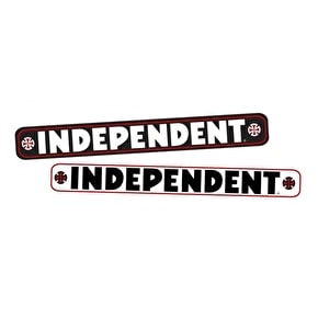 Independent Bar Skateboard Sticker - Random Colour