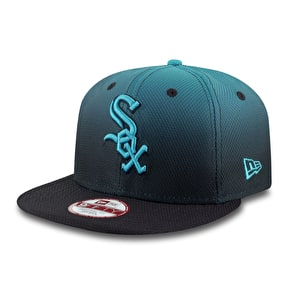 New Era Snapback Cap - MLB White Sox Fade Out