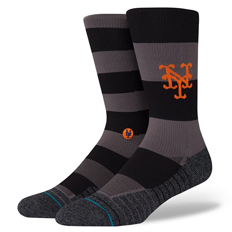 Stance MLB Nightshade Socks - Mets
