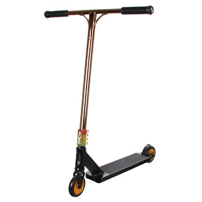 Panda Custom Scooter - Black/Gold
