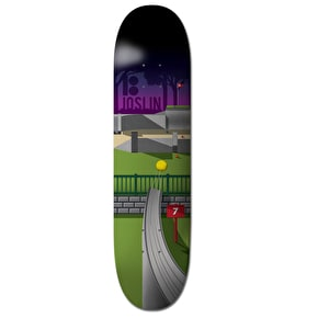 Plan B Skateboard Deck - Hole In One The DOE Joslin 8.125