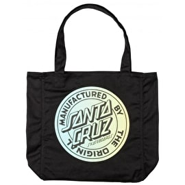 Santa Cruz MFG Dot Fade Tote Bag - Black