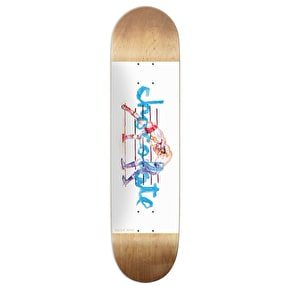 Chocolate Tradiciones Skateboard Deck - Berle 8.375
