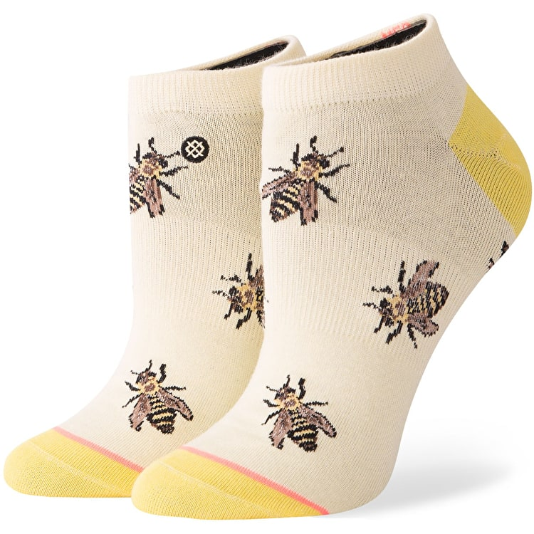 Stance Anklet - Buzzchiller Womens Socks - Yellow