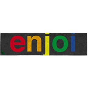 Enjoi x MOB Spectrum Logo Skateboard Grip Tape