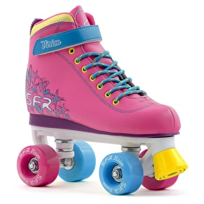 B-Stock SFR Vision Kids Roller Skates - Tropical J12 (Box Damage)