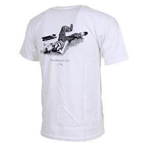 Lakai Fun Times T-Shirt - White