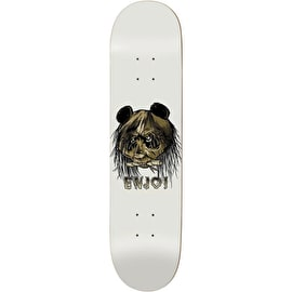 Enjoi 80's Head Skateboard Deck 8.375