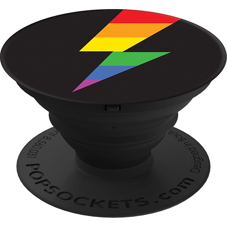 PopSockets Grips - Rainbow Thunder Gloss