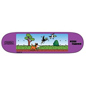 Primitive Skateboard Deck - Tucker Duck Hunter - 8.125''
