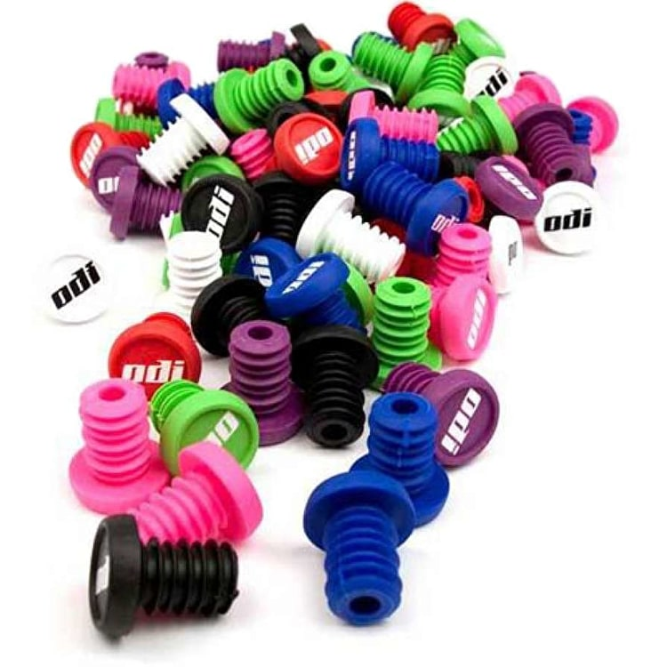 ODI BMX/Scooter Push-In End Plugs (2 Pack)