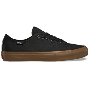 Vans AV Classic Skate Shoes - Black/Gum