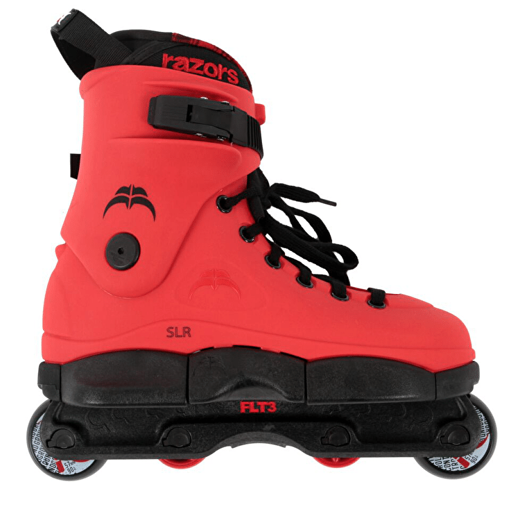 Razors SL Aggressive Skates - Red