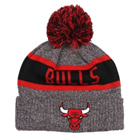 New Era NBA Marl Knit Beanie - Chicago Bulls