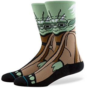 Stance x Star Wars Yoda Socks