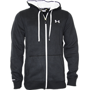Under Armour CC Storm Rival Full Zip Black/White