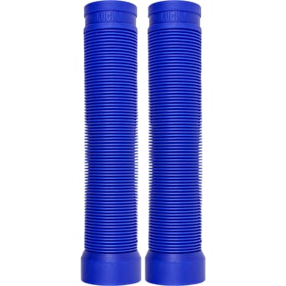 Lucky Vice Scooter Grips - Blue