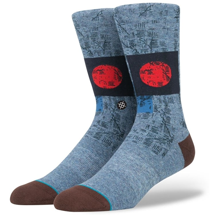 Stance Stray Socks - Blue