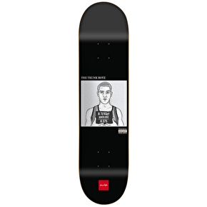 Chocolate Trunk Boyz Skateboard Deck - Tershy 8.375