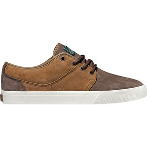 Globe Mahalo Shoes - Tan/Brown