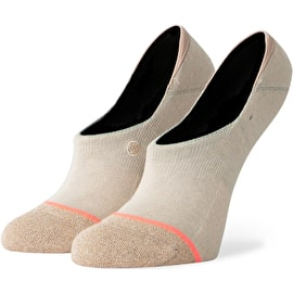 Stance Glowing Womens Socks - Natural
