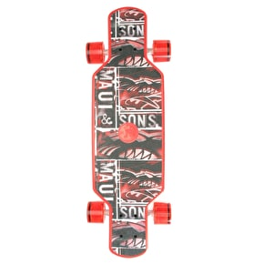 Maui and Sons Skateboard - Plastic FreeRide Big Deal