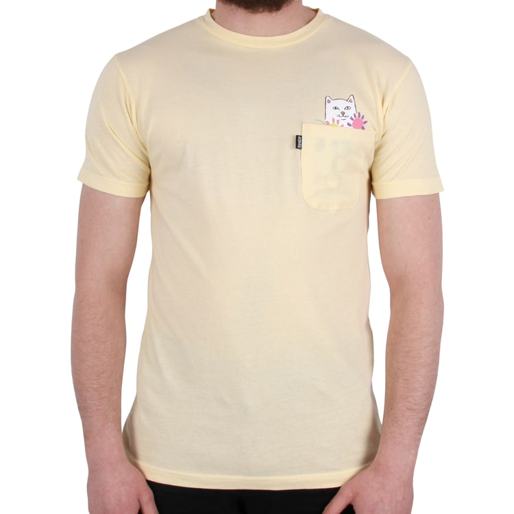 RIPNDIP Nermcasso T shirt - Yellow