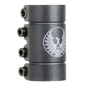 Phoenix Smooth SCS Clamp - Gunmetal