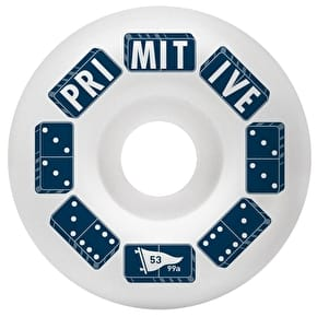 Primitive Domino Team Skateboard Wheels - 51mm
