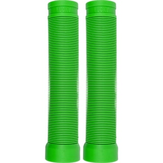 Lucky Vice Scooter Grips - Green
