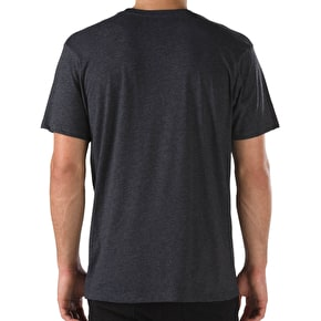 Vans Dalton T-Shirt - Black Heather