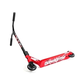 Dominator Scooter - Liberator - Red/Black