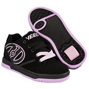 B-Stock Heelys Propel 2.0 - Black/Lilac - UK 4 (Used)