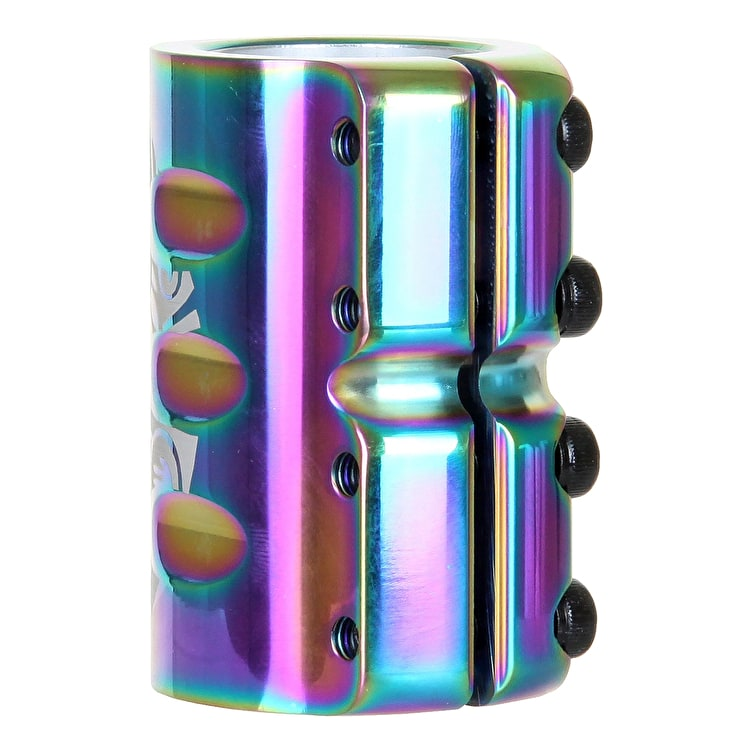 Infinity Mayan 4 Bolt SCS Scooter Clamp - Neochrome