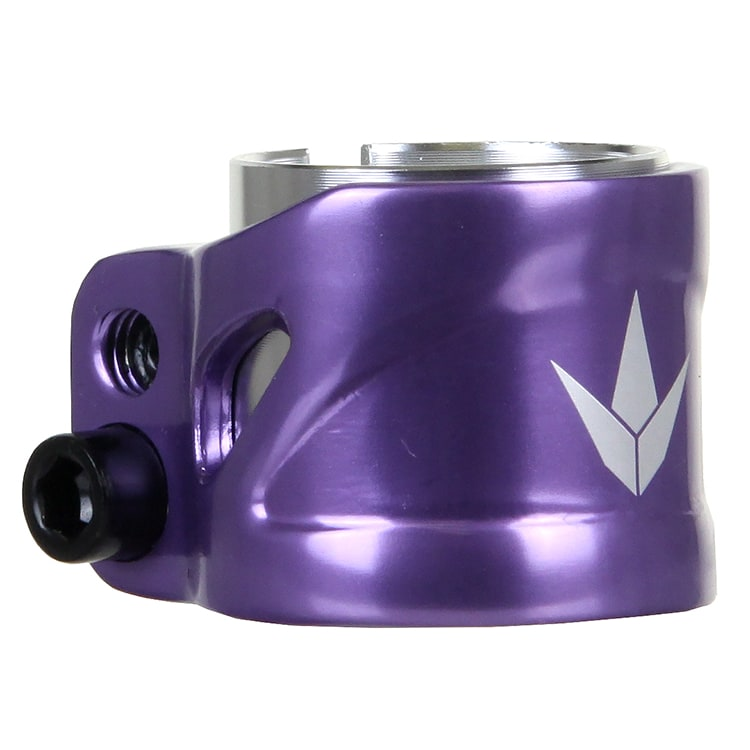Blunt 2 Bolt  Collar Clamp - Purple