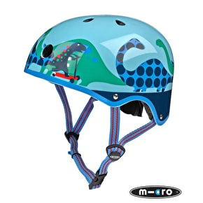 Micro Safety Helmet - Scootersaurus