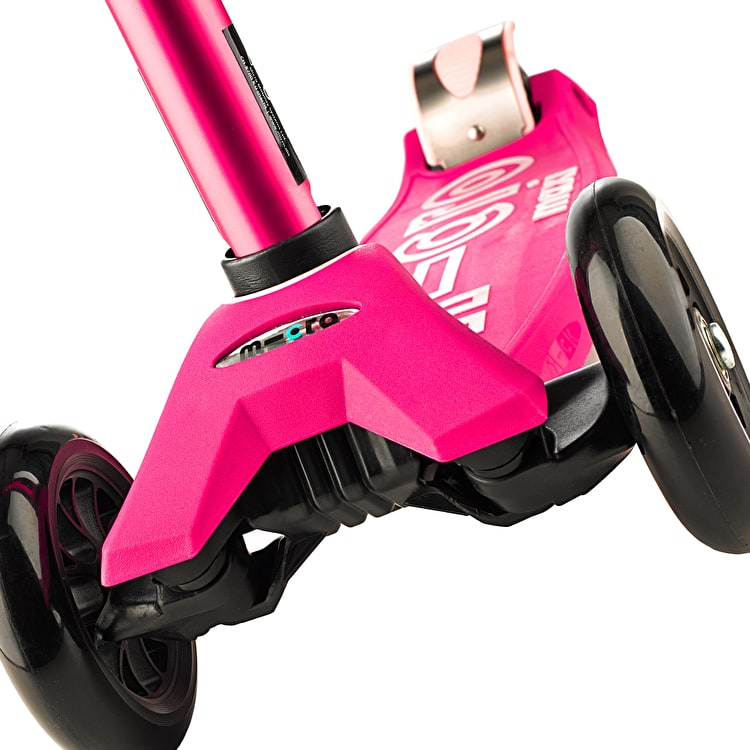 Maxi Micro Deluxe Complete Scooter - Pink