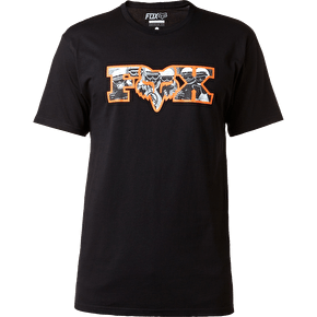Fox Prefilter T-Shirt - Black