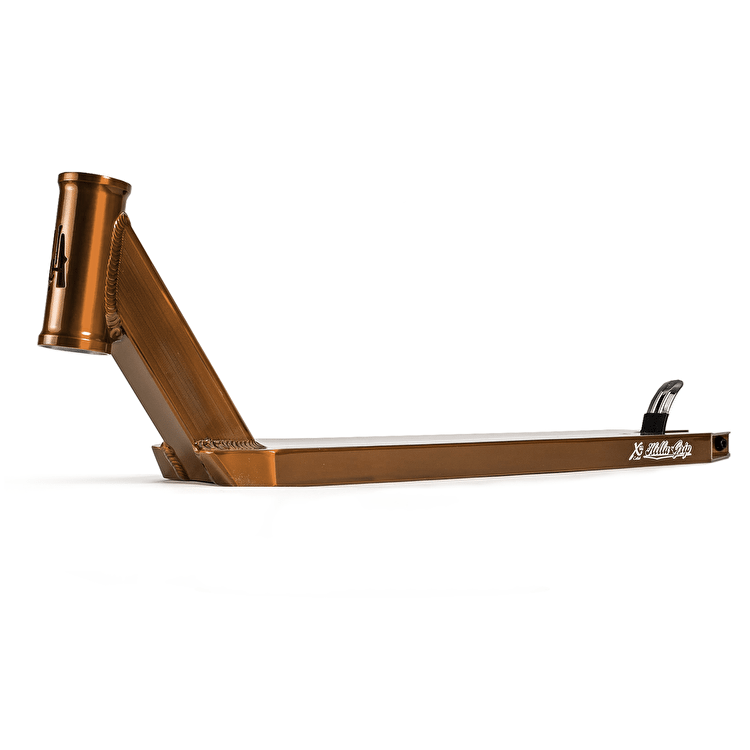 UrbanArtt Primo V2 535mm Scooter Deck - Mirror Gold