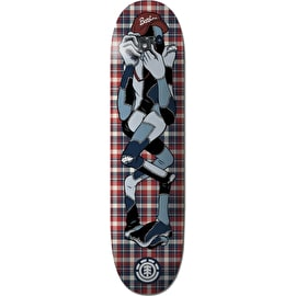 Element Goodwin Skateboard Deck - Barbee 8.25