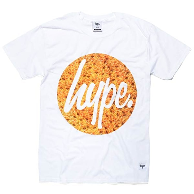 Hype Circle Chips Tee Large