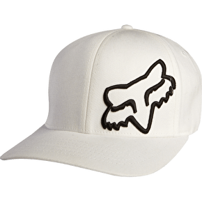 Fox Flex 45 Flexfit Hat - Black/White