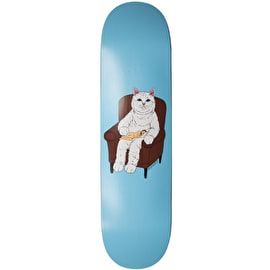 RIPNDIP Nap Time Skateboard Deck - Blue