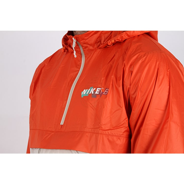 Nike SB Jacket - Vintage Coral/Light Bone/Hyper Ryal